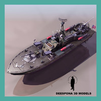 pt 32 torpedo boat max
