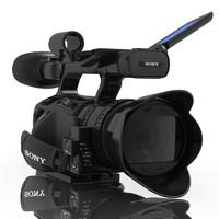 maya sony hdv hvrz1e camcorder