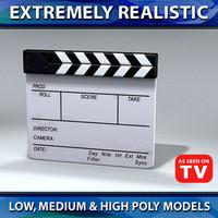 Film Marker Slate