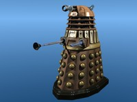 time war dalek lwo