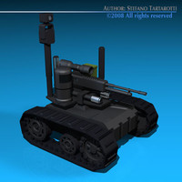 Army recon robot