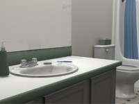 bathroom set lwo