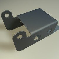 3d 3ds metal component