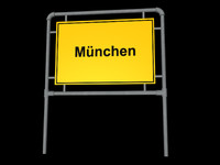 c4d town sign