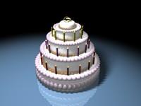 cack 3d model