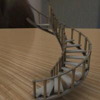 spiral staircase - Xtruder