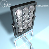 stage light - Par 12x650