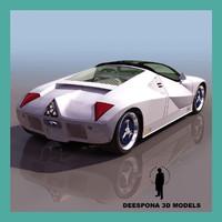 maya gt 90 american concept car