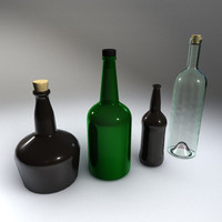Glass Bottle Collection.zip
