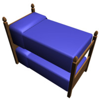 3ds bunk beds