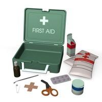 aid kit 3d 3ds
