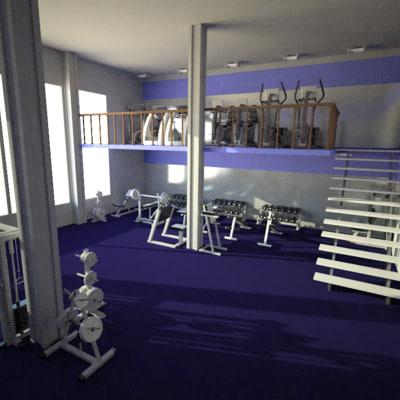 gym 2008