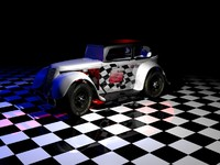 Legends Racing Car