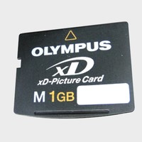 3ds olympus xd picturecard