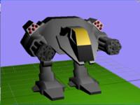 free max model walker