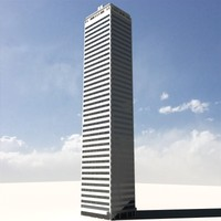 skyscraper 3d 3ds