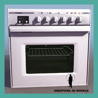 max aspes 1415 cooking stove oven