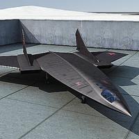ats moskalyov bomber 3d model