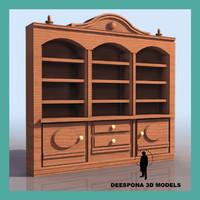 bookshelf cabinet max