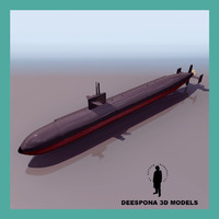 max dallas atomic nuclear submarine