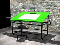 drafters desk dxf