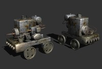 3ds max old generator
