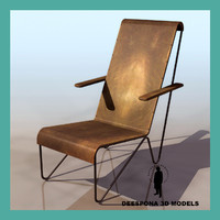 max chair design serrit rietveld