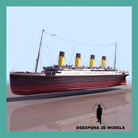 titanic ship passenger cruise liner max