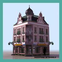 max european town house 2
