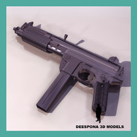 max walther mpl 9mm submachine gun