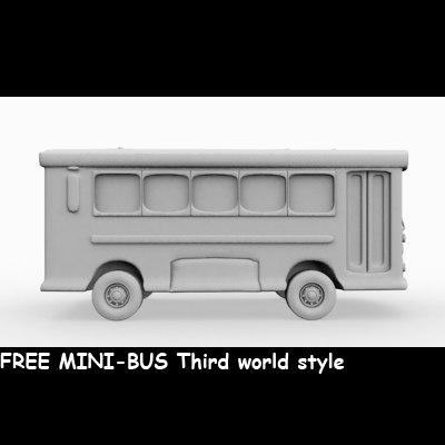 Free MiniBus -third world style-