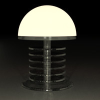 lamp 3d lwo