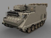 M577A3 Tracked Command Post Carriers
