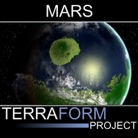 Terraformed mars version 2
