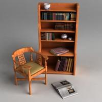 armchair_bookshelf_max_R8_VRAY.zip