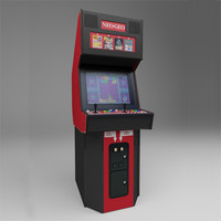 Stand-Up Arcade Unit - Neo-Geo