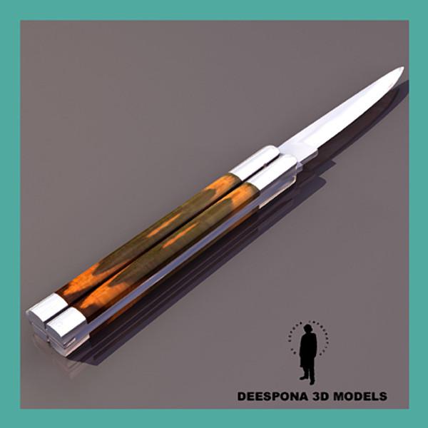 Balisong Knife Balisong Knife Max