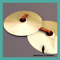 CYMBAL MUSICAL INSTRUMENT