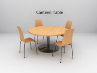 Office Canteen Table and chairs