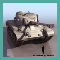 3d heavy tank m26 pershing