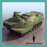 amphibious personnel carrier lvpt max