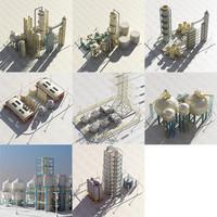 3d max industrial module