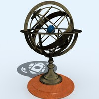 maya armillary sphere