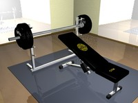 Gym Bench.3ds