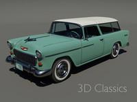 3d 1955 nomad