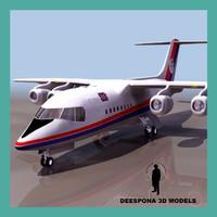 british aerospace ba146 max