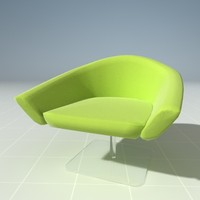 maya modern tub chair
