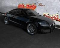 Audi TT 2007 3DS.rar