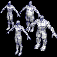lo character 3d ma