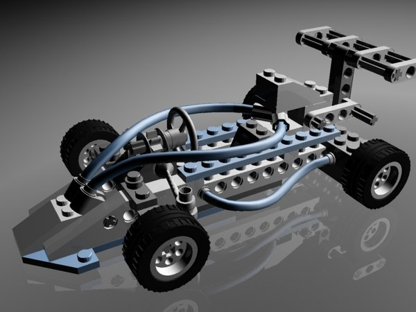 3ds max team octan racer - Team Octan Racer... by Bise